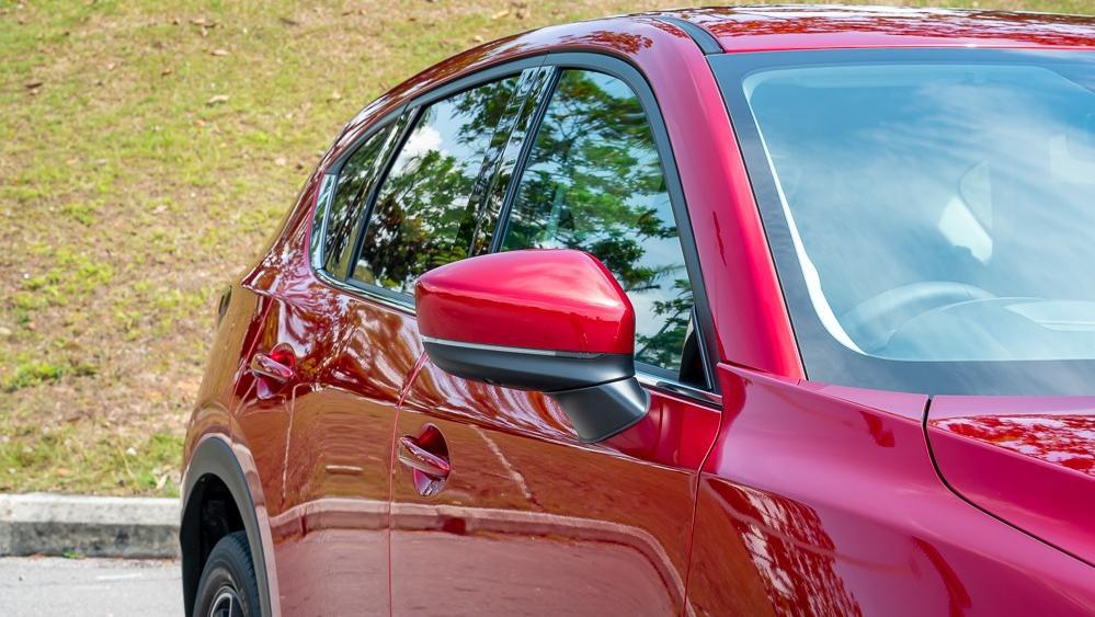 2019 Mazda CX-5 2.5L TURBO Exterior 025