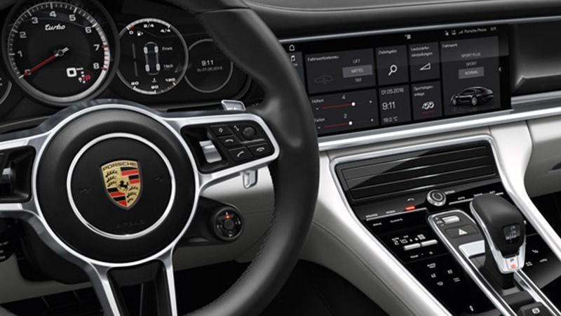 Porsche Panamera GTS(2019) Interior 002