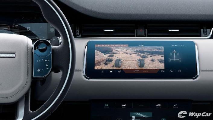 2020 Land Rover Range Rover Evoque Public Interior 002