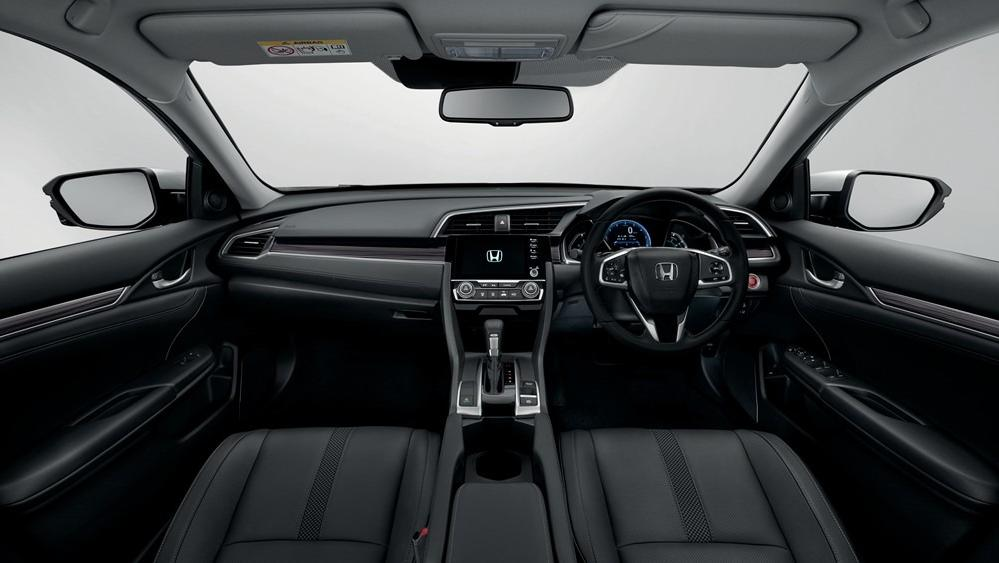 2020 Honda Civic Interior 001