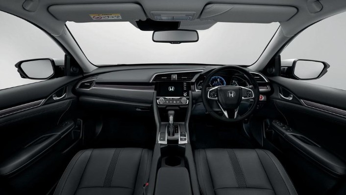 2020 Honda Civic Public Interior 001
