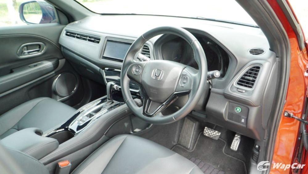 2019 Honda HR-V 1.8 RS Interior 002