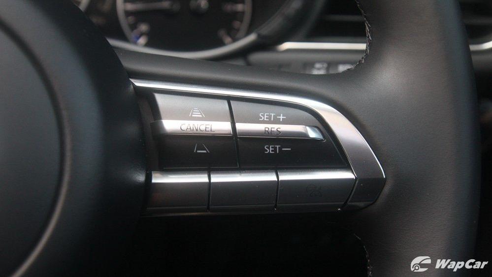 2020 Mazda CX-30 SKYACTIV-G 2.0 Interior 007