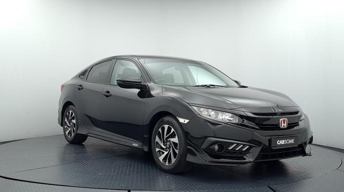2018 Honda CIVIC I-VTEC 1.8