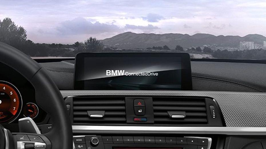 BMW 4 Series Coupe (2019) Interior 005