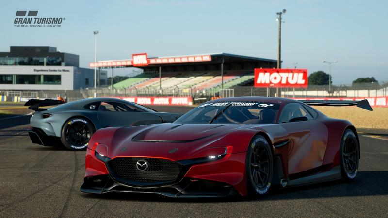 Gran Turismo is now an official Olympic event 02