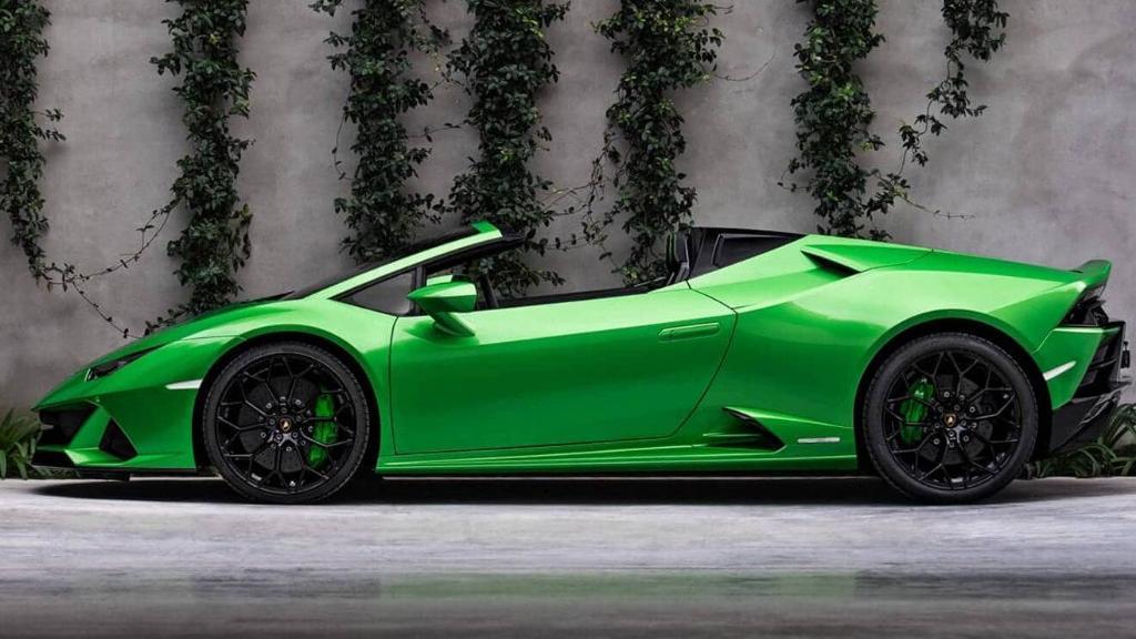 Lamborghini Huracán (2019) Exterior 016