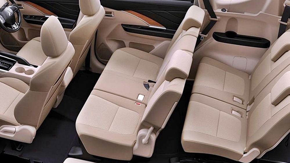 2020 Mitsubishi Xpander Upcoming Version Interior 009