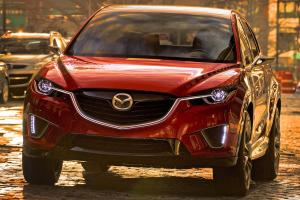 Mazda's new 6-cylinder, RWD model will be a 3.0L SUV, coming 2023