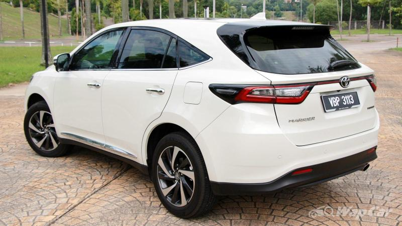 No more 231 PS turbocharged engine for all-new 2021 Toyota Harrier, this is why 02
