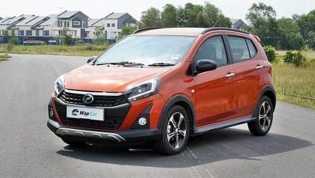 2019 Perodua Axia Style 1.0 AT Price, Specs, Reviews, Gallery In Malaysia | WapCar
