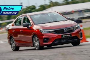 Rebiu: Memandu Honda City RS 2020 dengan enjin i-MMD pertama dunia di Malaysia