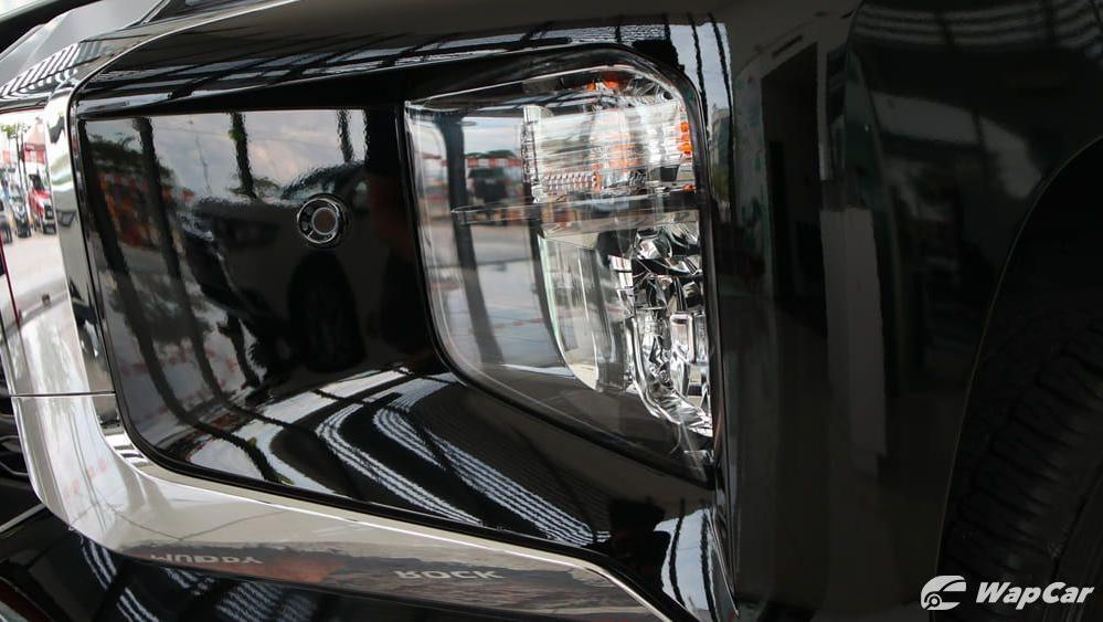 2019 Mitsubishi Triton VGT Adventure X Exterior 009