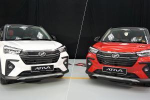 Perodua Ativa 2021 dilancarkan - 1.0L Turbo, D-CVT, harga bermula dari RM 62k!