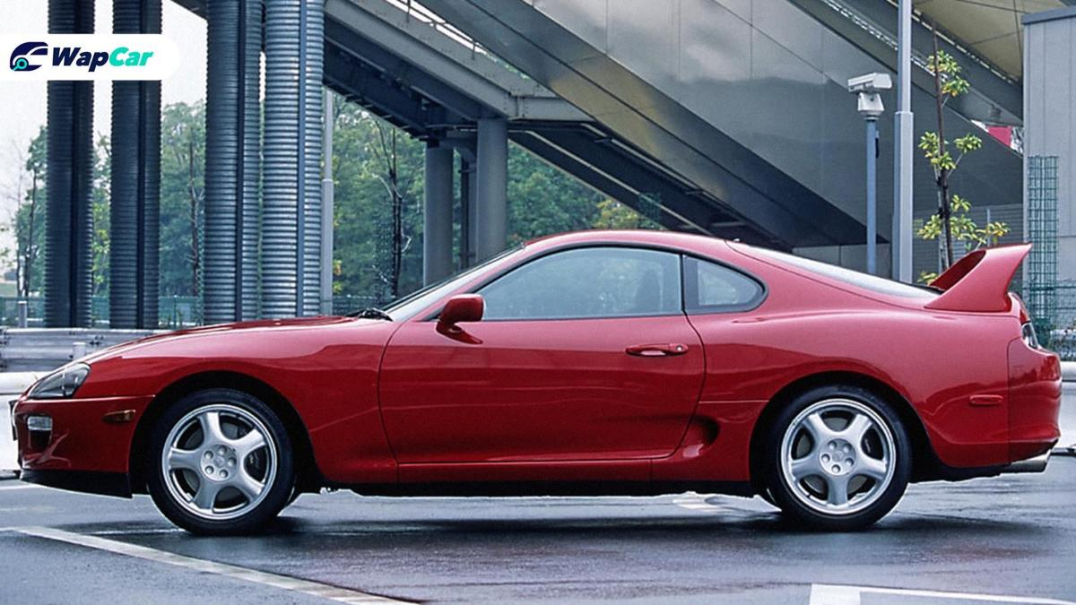 Toyota keeps classic Supras on the road with GR Heritage Parts project 01