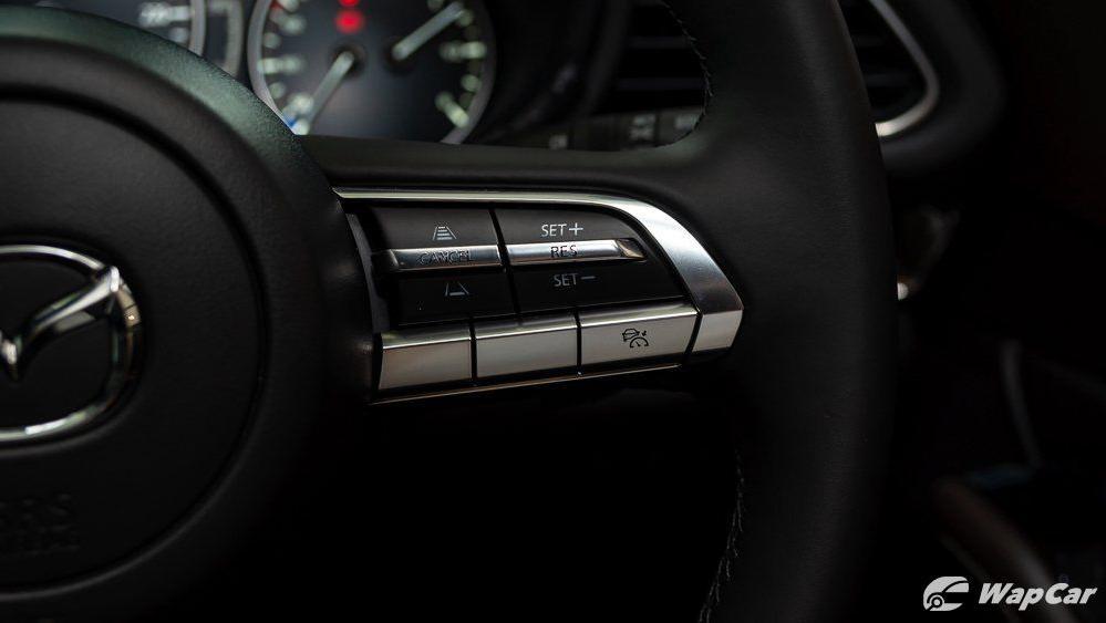 2020 Mazda CX-30 SKYACTIV-G 2.0 Interior 062