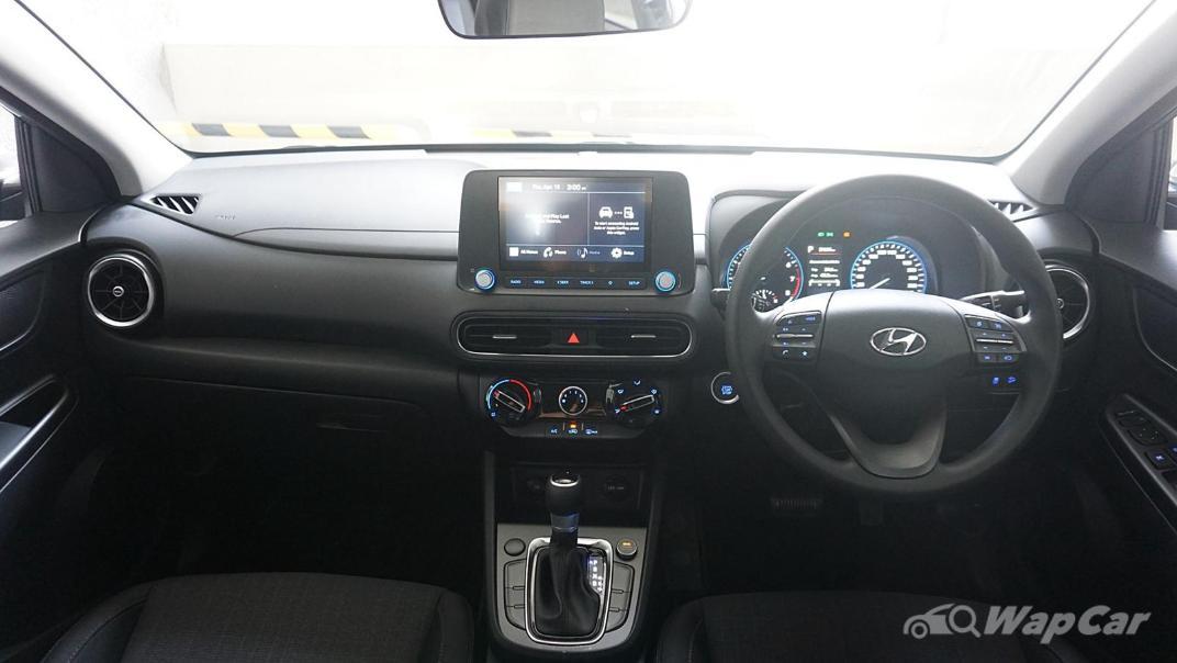 2021 Hyundai Kona 2.0 Standard Interior 022
