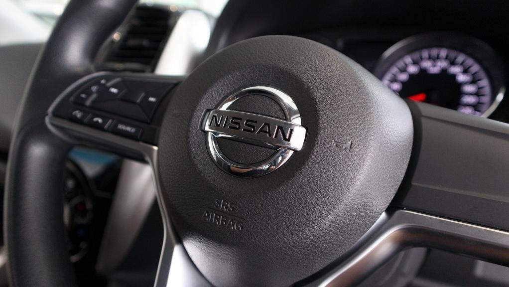 2018 Nissan Almera 1.5L VL AT Interior 004
