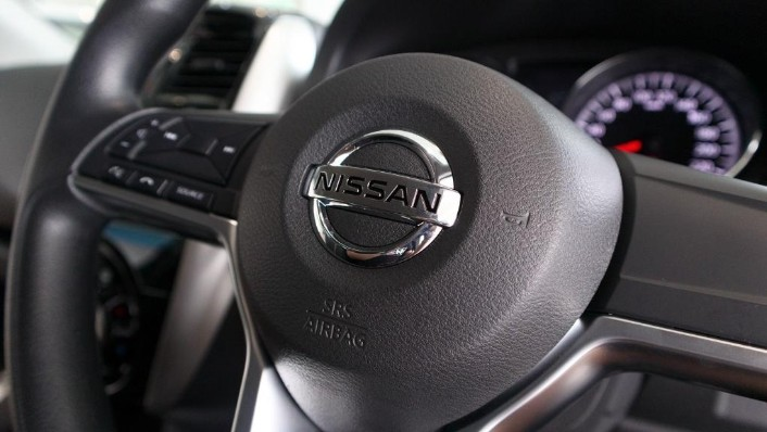 2018 Nissan Almera 1.5L VL AT Interior 004