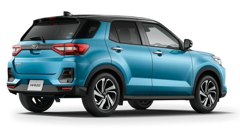 2020 Toyota Raize Exterior