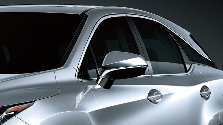 Lexus RX (2018) Exterior 010