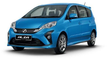 2018 Perodua Alza 1.5 SE AT Price, Reviews,Specs,Gallery In Malaysia | Wapcar