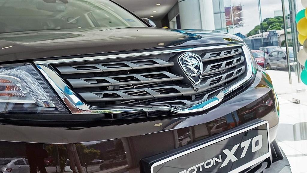 2018 Proton X70 1.8 TGDI Premium 2WD Exterior 009