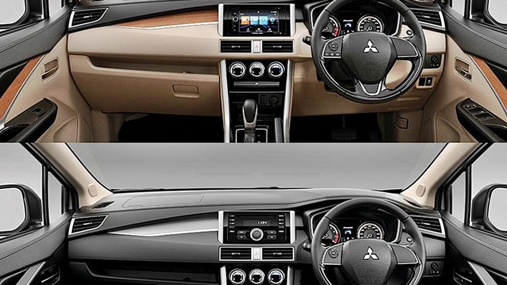 2020 Mitsubishi Xpander Upcoming Version Interior 006