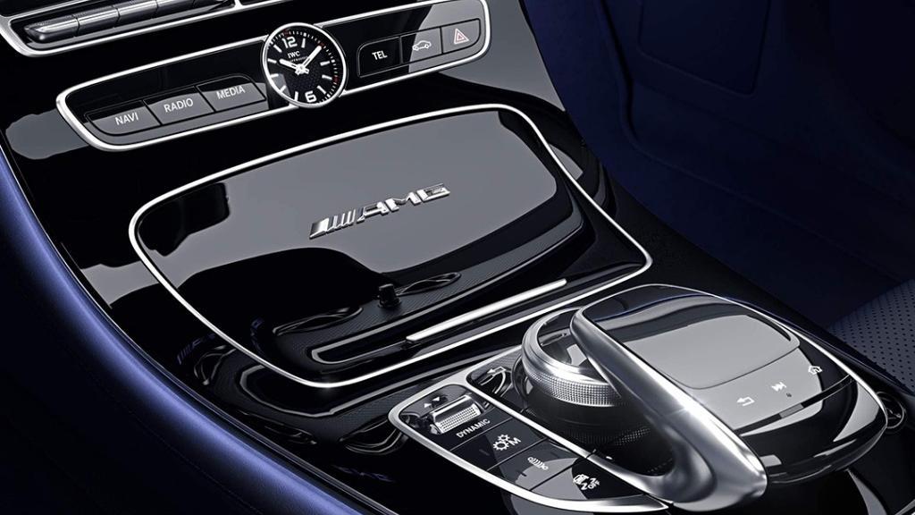 Mercedes-Benz AMG E-Class (2019) Interior 003