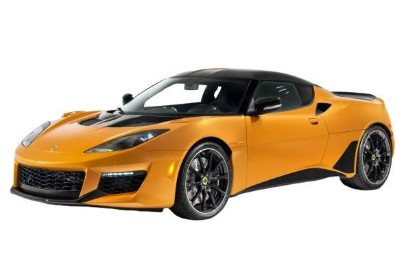 2016 Lotus Evora 400 Manual