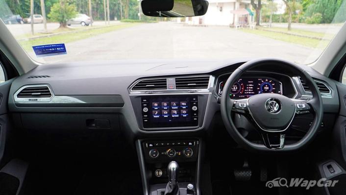 2020 Volkswagen Tiguan 1.4TSI JOIN Interior 001