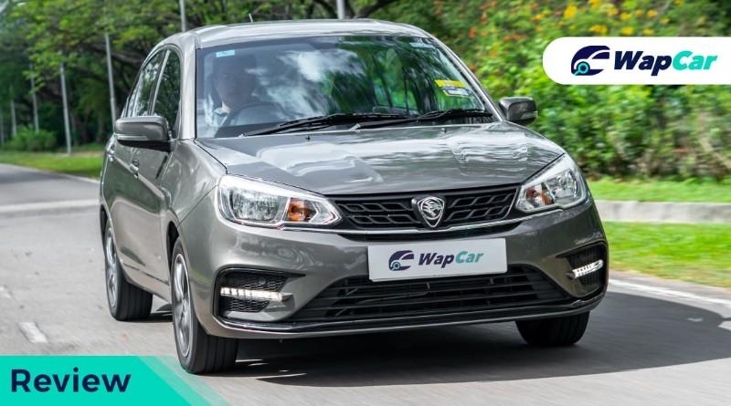 2020 Proton Saga Facelift Review