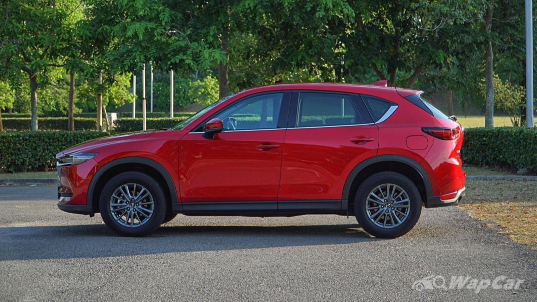 2019 Mazda CX-5 2.0L High SKYACTIV-G Exterior 007
