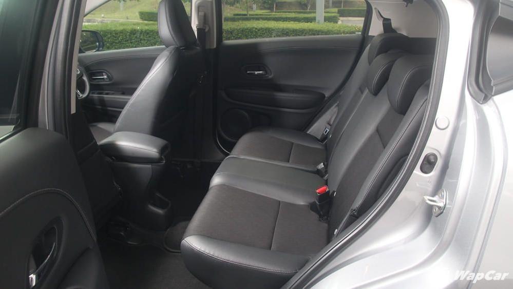 2019 Honda HR-V 1.5 Hybrid Interior 075