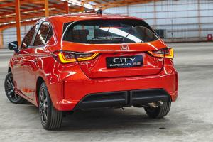 Honda City Hatchback beats Toyota Yaris in Indonesia's hatchback sales for 3 months in a row