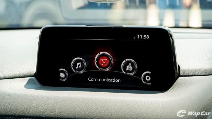 Mazda CX-8 Public (2019) Interior 009