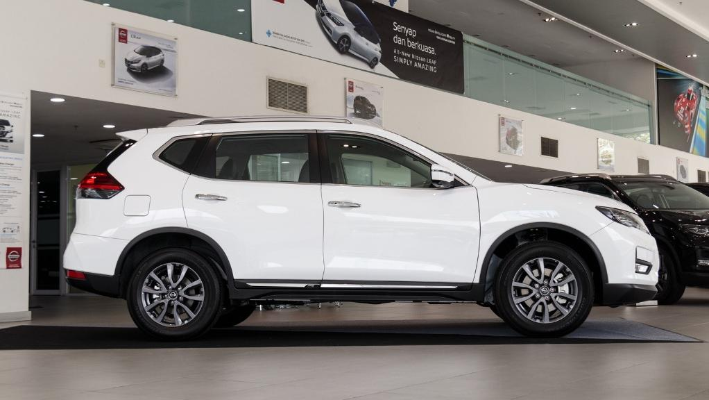 2019 Nissan X-Trail 2.5 4WD Exterior 003