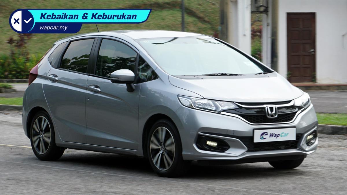 3 Kebaikan & Keburukan: Honda Jazz, masih baloi beli ini dari Toyota Yaris? 01