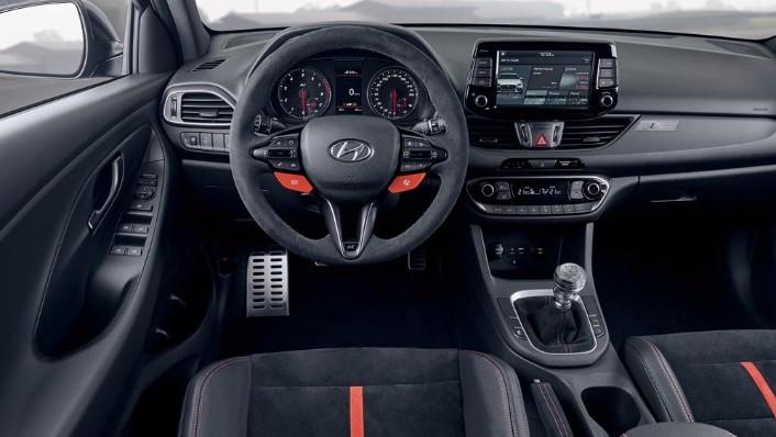 2020 Hyundai i30N Interior 004
