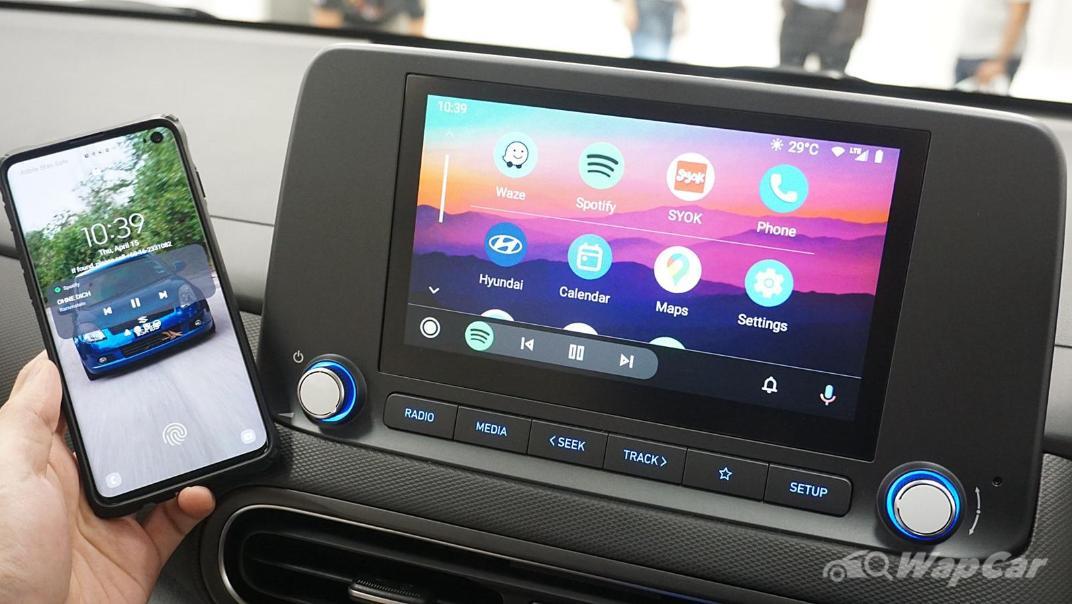 2021 Hyundai Kona 2.0 Active Interior 021