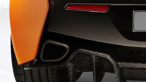 McLaren 570S (2019) Exterior 008