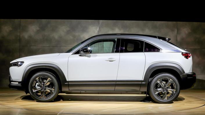 2020 Mazda MX-30 Upcoming version Exterior 003