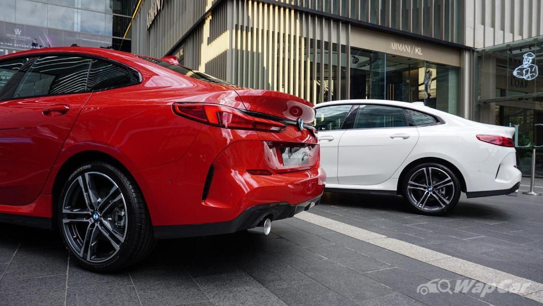 2020 BMW 2 Series 218i Gran Coupe Exterior 091
