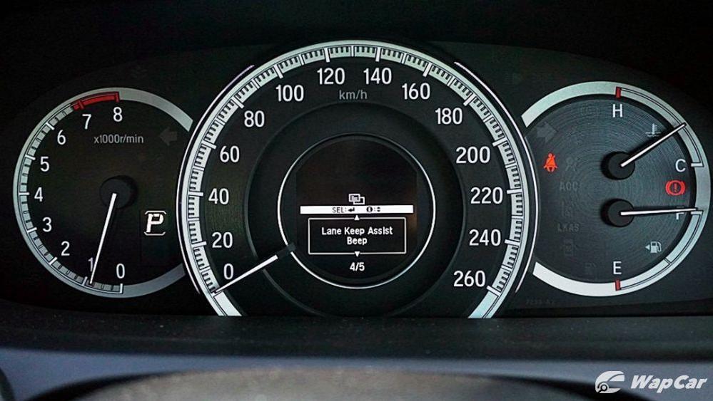 2018 Honda Accord 2.4 VTi-L Advance Interior 036
