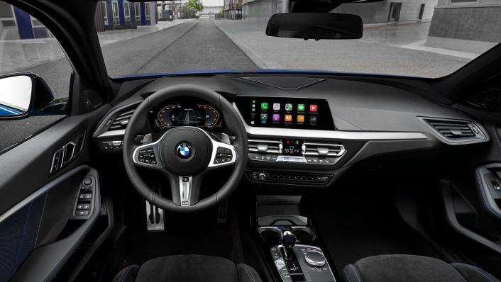 2020 BMW 1 Series M135i xDrive Interior 001