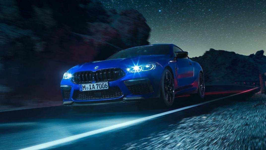 2020 BMW M850i xDrive Coupe Exterior 019