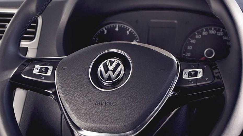 Volkswagen Polo (2018) Interior 003