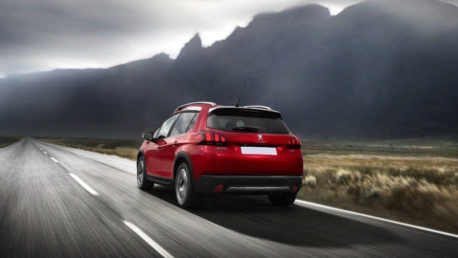 Peugeot 2008 (2018) Exterior 006