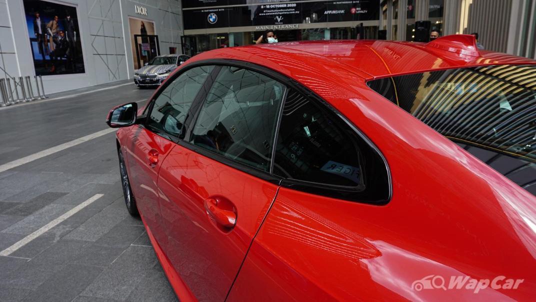 2020 BMW 2 Series 218i Gran Coupe Exterior 048