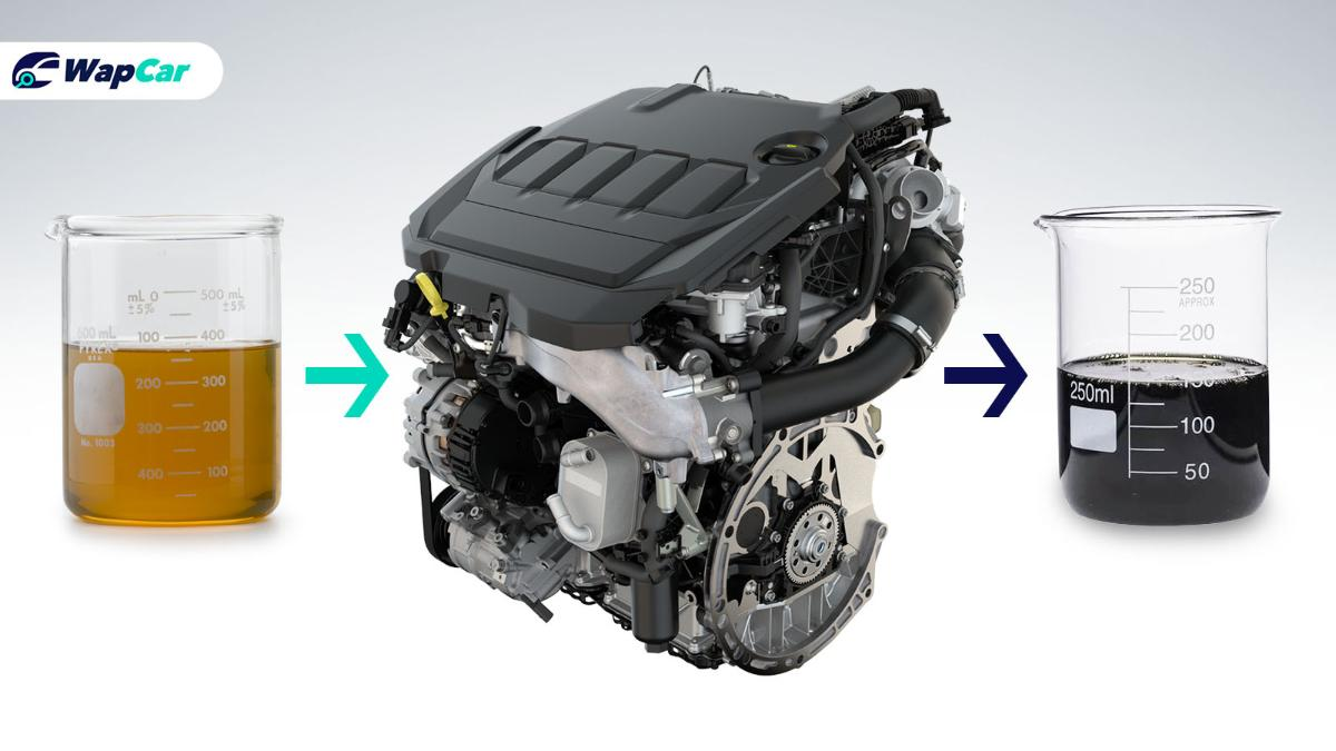 Why scheduled oil changes are important for your car 01